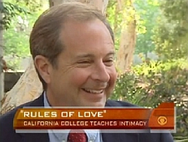 Click to see CBS story on new relationships course!